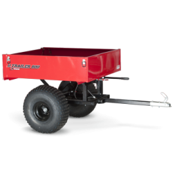 Remorque pour quad 360kg u800