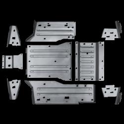 Kit de protection aluminium