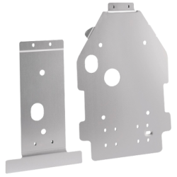 Kit protection alu blade 550