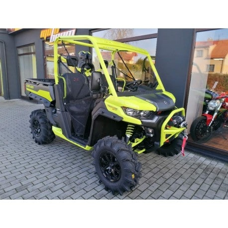 Ssv Can-Am Traxter X MR HD 10