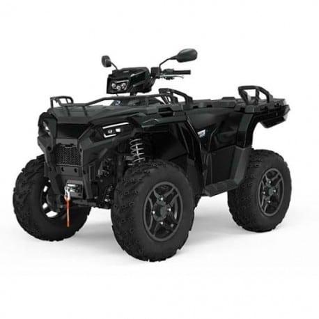 Quad Polaris Sportsman 570 Black Edittion