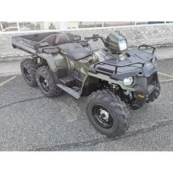 Quad Polaris-Sportsman 570 EPS 6X6